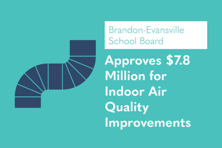 Brandon-Evansville School Board Approves Indoor Air Quality Improvements