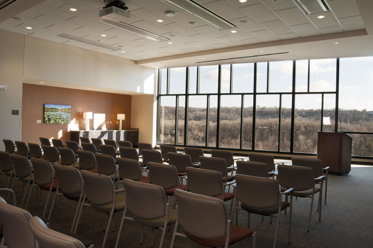 hazelden betty ford foundation lecture hall