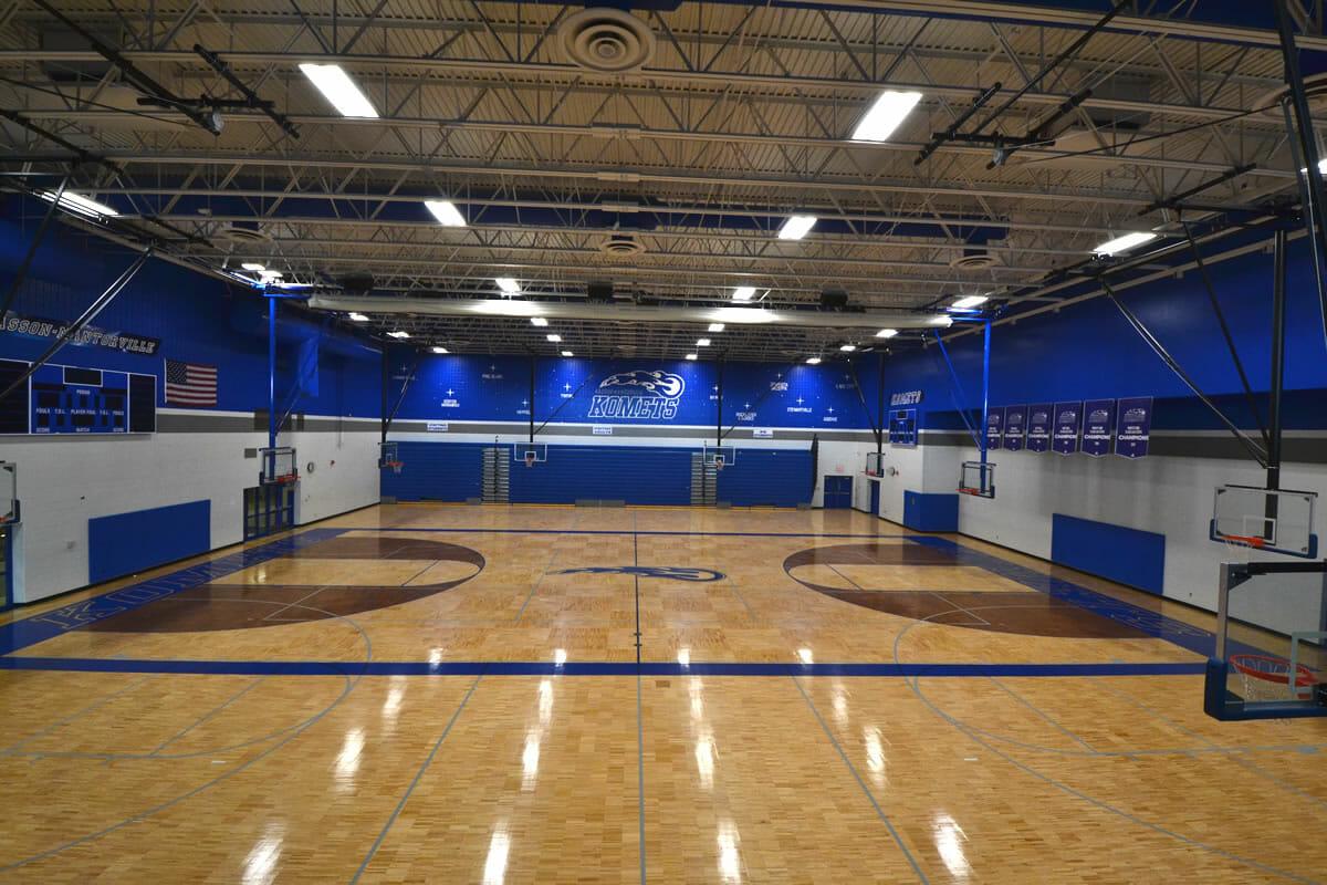 Kasson Mantorville gymnasium