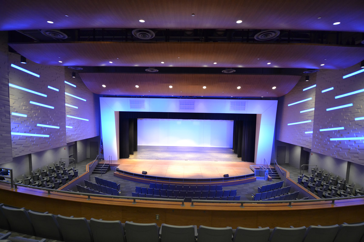 Kasson Mantorville auditorium