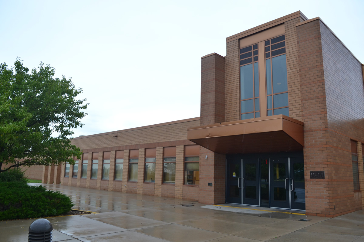 KMS public school exterior