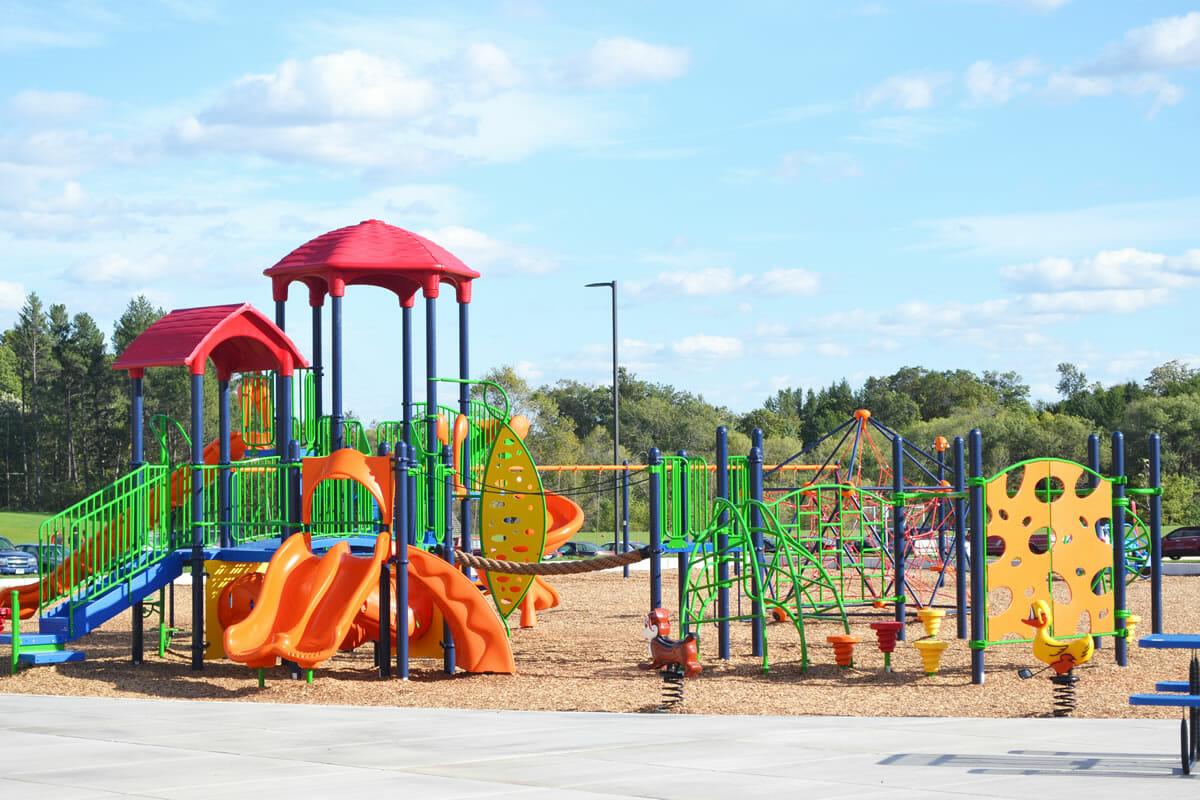 Princeton Public School playground