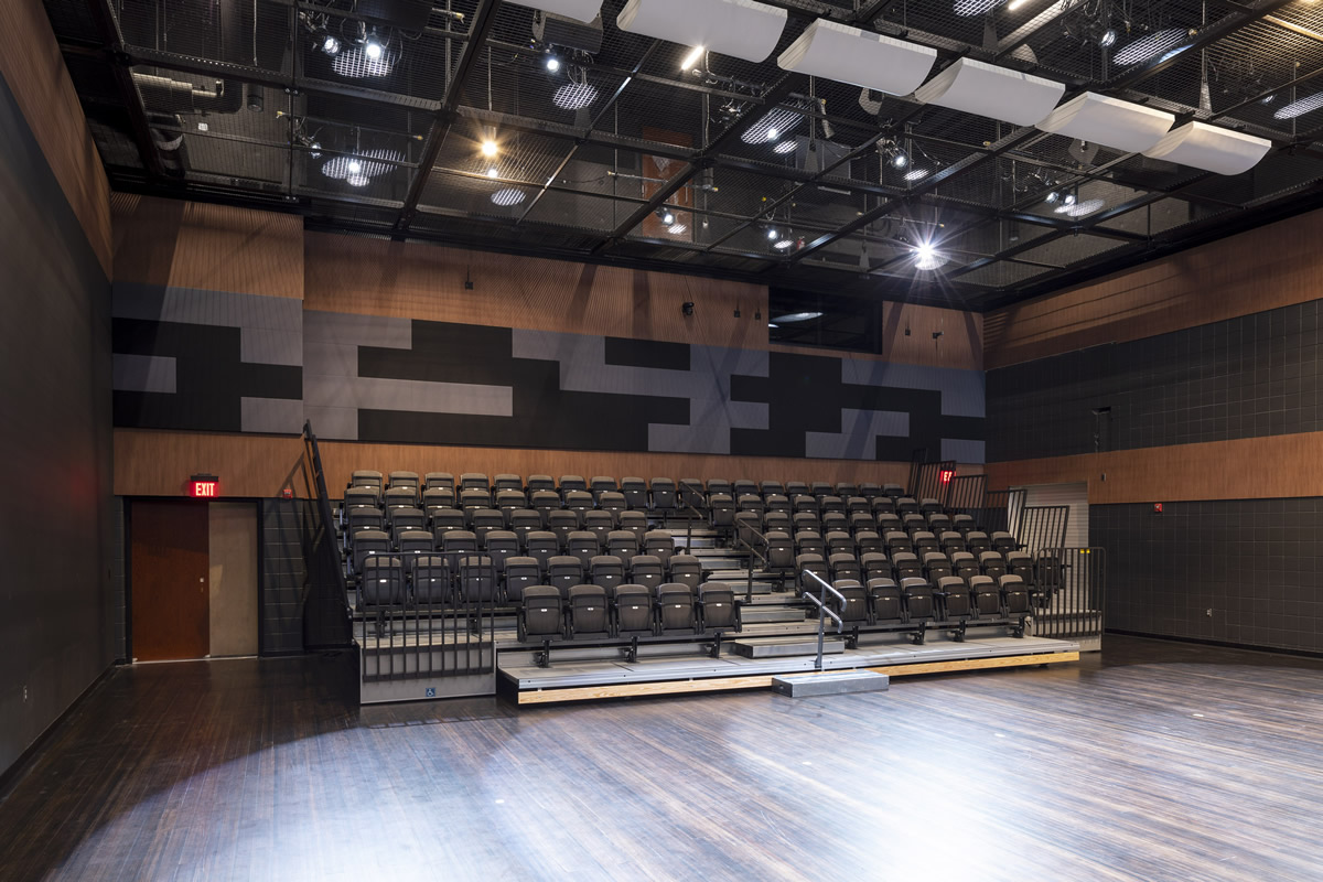 Shakopee High School auditorium