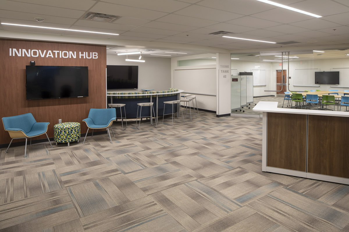 Shakopee High School Innovation Hub