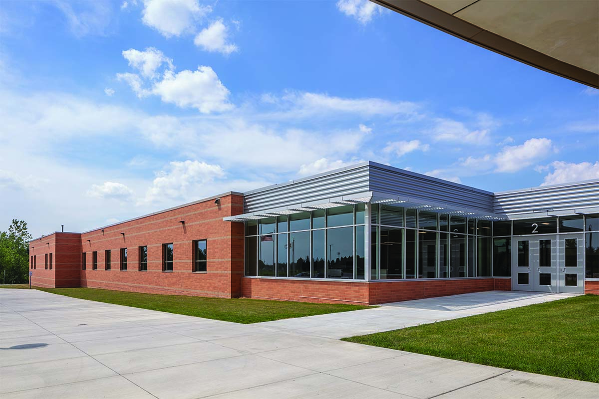 Forest Lake Area Schools Exterior